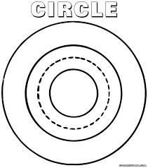 circle coloring pages circle mandala coloring page free printable