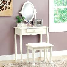 Mirrored Makeup Vanity Table Makeup Table No Mirror Ashley Wood Makeup Vanity Set With Mirror