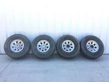 Used Tires And Rims Denver Used Aftermarket Rims Wheels Tires U0026 Parts Ebay