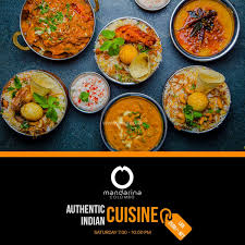 cuisine en promo indian cuisine saturdays from mandarina colombo