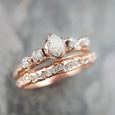 Beautiful Wedding Rings by Best 25 Wedding Rings Rose Gold Ideas On Pinterest Rose Gold