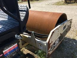 ingersol rand sd 45d tf vibratory dirt compactor florida truck