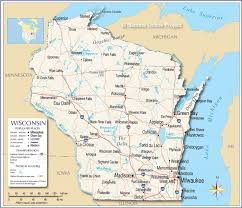 wisconsin map usa 37 best ls i images on wisconsin lake superior and