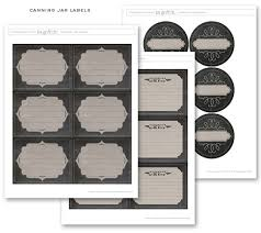 editable printable jar labels chalkboard canning freezer labels by lia griffith worldlabel blog