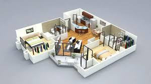 Home Plans With Interior Photos Bedroom House Plans Small One Master Modern Addition 3 1 Floor