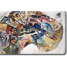 wassily kandinsky u0027sketch i for composition vii u0027 oil on canvas art