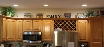 what to put on top of kitchen cabinets for decoration pin by fretz on house decorating above kitchen