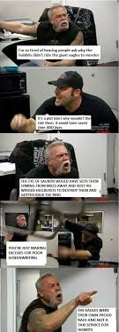 Intervention Meme - the american chopper meme makes a strong argument for meme of the
