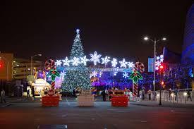 tulsa christmas light tours throwback tulsa gallery we got fancy new christmas lights downtown