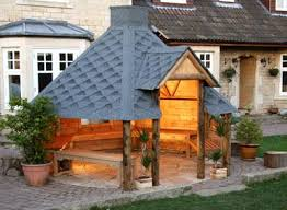 Garden Shelter Ideas Grillikota Garden Buildings Shelters Garden