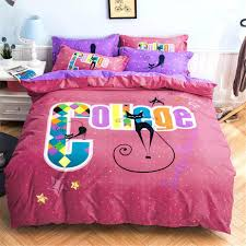 bedding design girls kids bedding comforter set jacky hot pink pink and purple baby girl bedding bedroom interior girls bedroom bedding sets pink and purple quilt