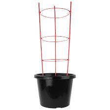 reko tomato pot u0026 trellis kit homeleisure