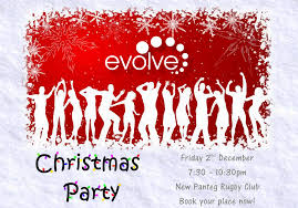 christmas party 2016 evolve
