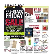 menards black friday 2017 ads deals and sales