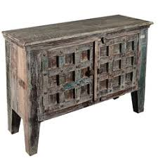 Reclaimed Wood Storage Cabinet Kitchen Storage Cabinets Sierra Living Concepts