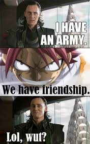 Fairy Tail Funny Memes - fairy tail funny avengers by guns918spyder on deviantart