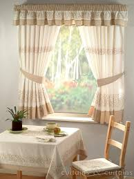 ideas for kitchen curtains kitchen curtains uk home the honoroak