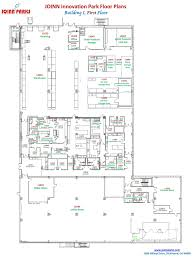 floor plan building gmp manufacturing at at joinn innovation park