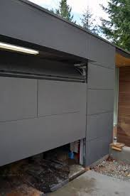 18 inspirational examples of modern garage doors modern garage