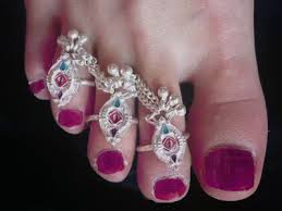 toe finger rings images Significance of finger rings toe rings in various cultures jpg