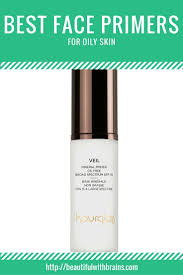what are the best face primers for oily skin