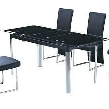 table de cuisine avec rallonges table cuisine avec rallonge table cuisine noir table a manger seule