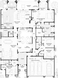 Modern Courtyard House Plan Building Plans Car Garage And House - Home designs with courtyards