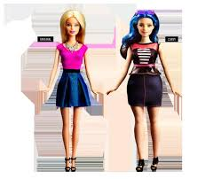 mattel remakes barbie dolls include curvy body type ny