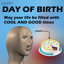 Happy Birthday Meme Tumblr - happy birthday u meme tumblr