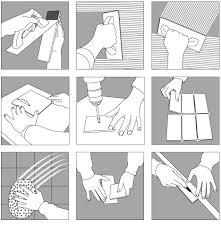 Glass Tile Installation Tips For Setting Glass Tile Tips Things Tile Tips Talk