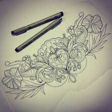 pictures tattoo sketches drawing art gallery