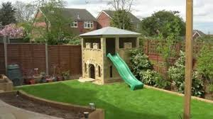 glamorous small backyard playground ideas images design