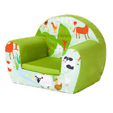 Soft Armchair Le Farm Kids Foam Armchair Soft Seating Chair Seat Toddlers Baby