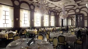 classic restaurant on behance