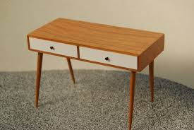 Small Mid Century Desk Small Mid Century Desk For Best Designs Mid Ce 4244