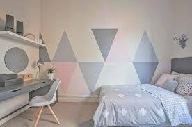 bureau gris blanc chambre fille et blanc 0 triangles blanc et gris