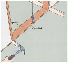 how to plumb a house how to build a tiny house part 12 how to install a door jamb grit