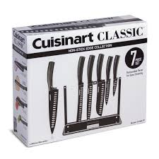 Cuisinart Kitchen Knives Knife Set And Acrylic Stand