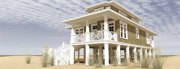 Small Beach House On Stilts Low Country Beach House Plan 44116td Architectural Designs