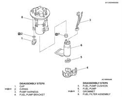 2002 mitsubishi lancer fuel filter questions with pictures fixya