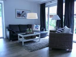 Esszimmer Ausstattung Appartement Strandgefluester Strandstraße 42 23669 Timmendorfer