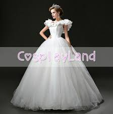 cinderella wedding dresses online shop cinderella wedding dress blue white dress
