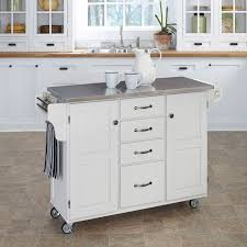 design your own kitchen island exclusive stainless steel kitchen island with drawers railing