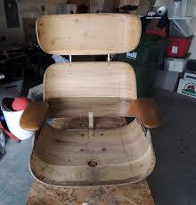 Diy Lounge Chair Poor Mans Eames Lounge Selig Chair Rehab Plastolux