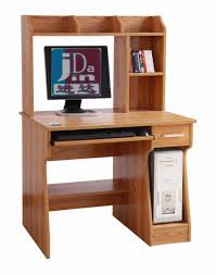 folding computer desk with natural wood finish wooden office chair