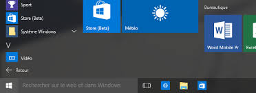 bureaux virtuels windows 7 windows 10 l os metro desktop efficace mais dense épisode 1