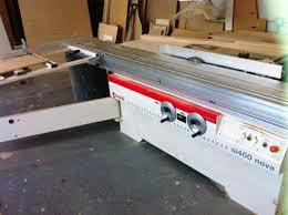 Sliding Table Saw For Sale Scm Si 400 Nova Sliding Table Saw Machine For Sale