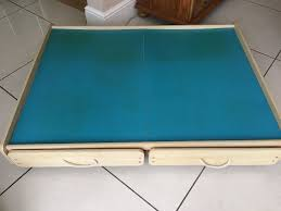 Play Table With Storage by Great Little Trading Company Under Bed Play Table With Storage