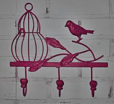 outdoor metal wall decor birds trellischicago