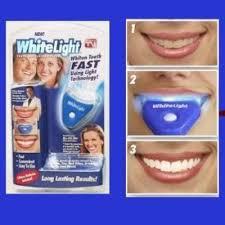 Berapa Pemutih Gigi Whitelight white light original pemutih gigi griyaafifah